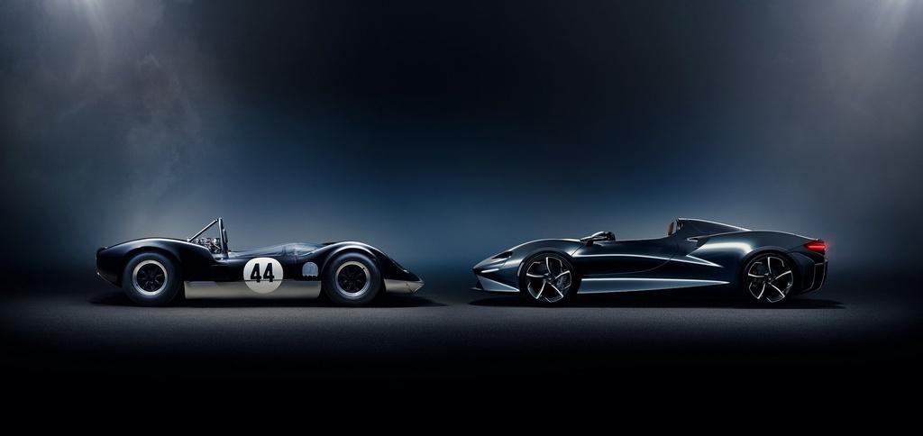 Sieu xe McLaren Elva mui tran khong kinh chan gio anh 3
