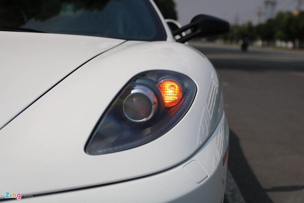 Ferrari F430 tung cua Dang Le Nguyen Vu tai xuat voi ong xa dat tien hinh anh 9