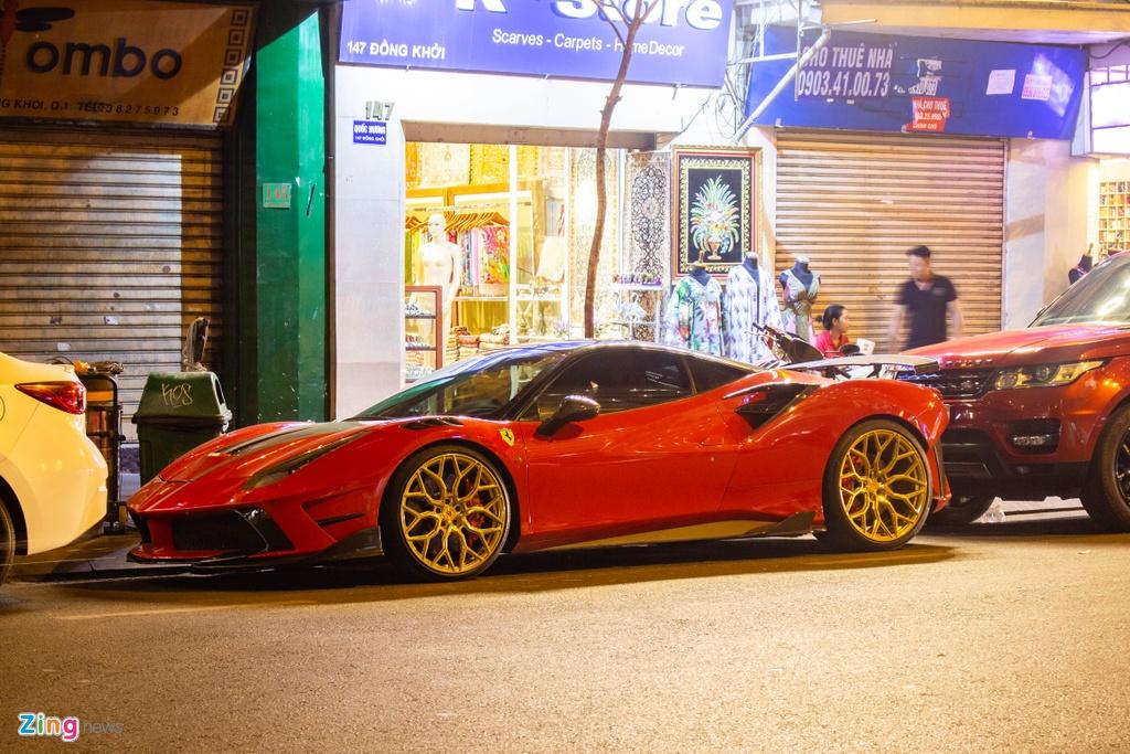 Ferrari 488 GTB lot xac voi goi do kep tai TP.HCM hinh anh 1 Ferrari488Novitec_zing_(1).jpg