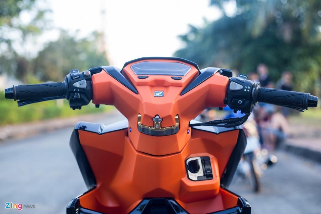 Chu xe Honda Vario 150 chi 250 trieu do do choi tai Dong Nai hinh anh 5