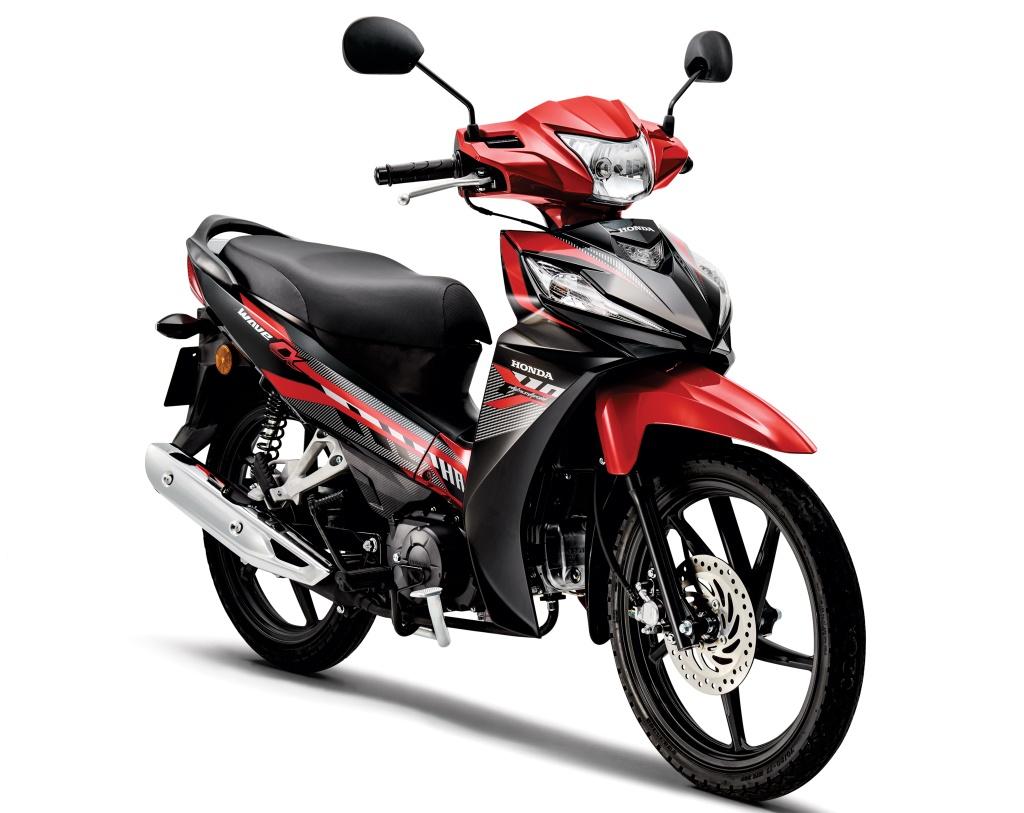 Honda Wave Alpha 2020 ra mat tai Malaysia, Viet Nam van dang la ban cu hinh anh 1