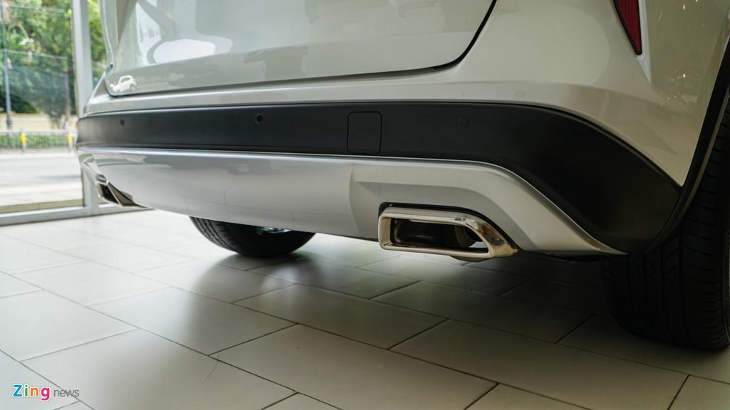 Chi tiet Infiniti QX50 gia 2,45 ty dong, canh tranh Mercedes GLC hinh anh 6 InfinitiQX50_zing_(15).jpg