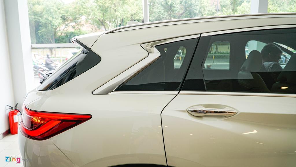 Chi tiet Infiniti QX50 gia 2,45 ty dong, canh tranh Mercedes GLC hinh anh 5 InfinitiQX50_zing_(16).jpg