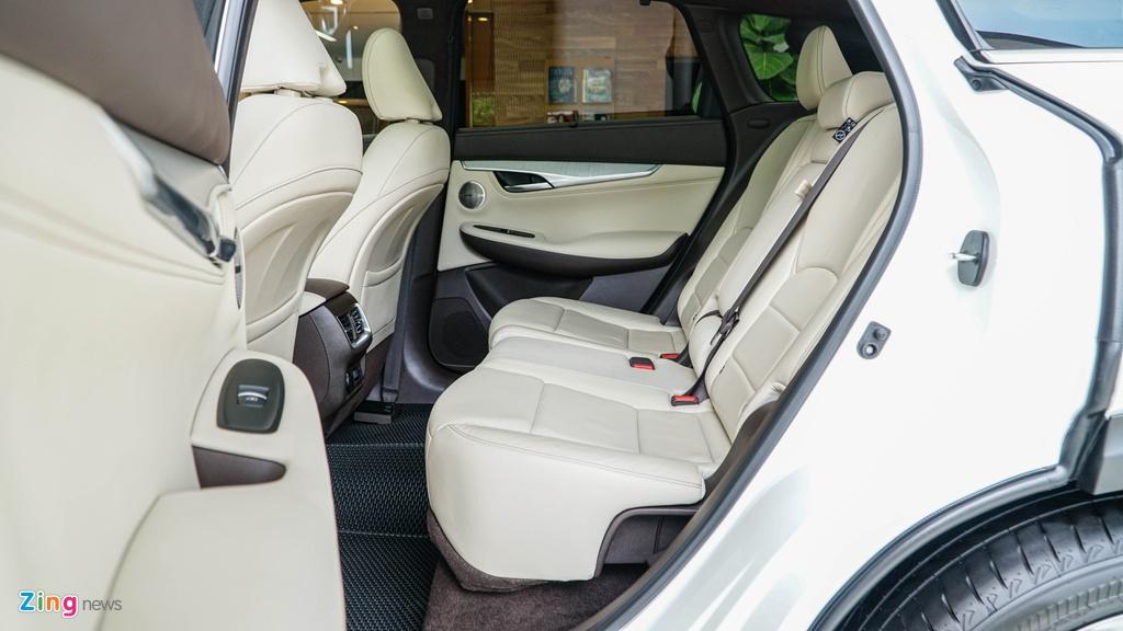 Chi tiet Infiniti QX50 gia 2,45 ty dong, canh tranh Mercedes GLC hinh anh 13 InfinitiQX50_zing_(20).jpg