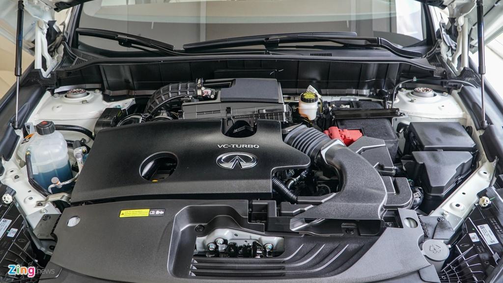 Chi tiet Infiniti QX50 gia 2,45 ty dong, canh tranh Mercedes GLC hinh anh 16 InfinitiQX50_zing_(21).jpg