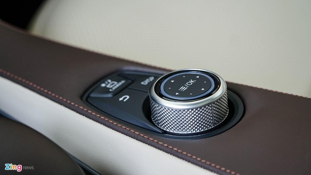 Chi tiet Infiniti QX50 gia 2,45 ty dong, canh tranh Mercedes GLC hinh anh 11 InfinitiQX50_zing_(27).jpg