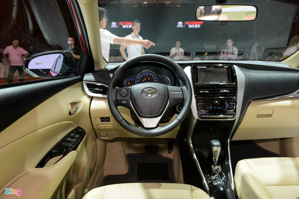 Chi tiet Toyota Vios 2020 anh 8