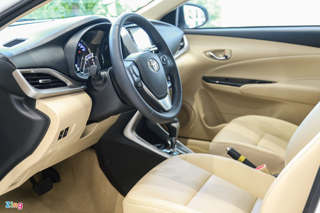 Chi tiet Toyota Vios 2020 anh 6