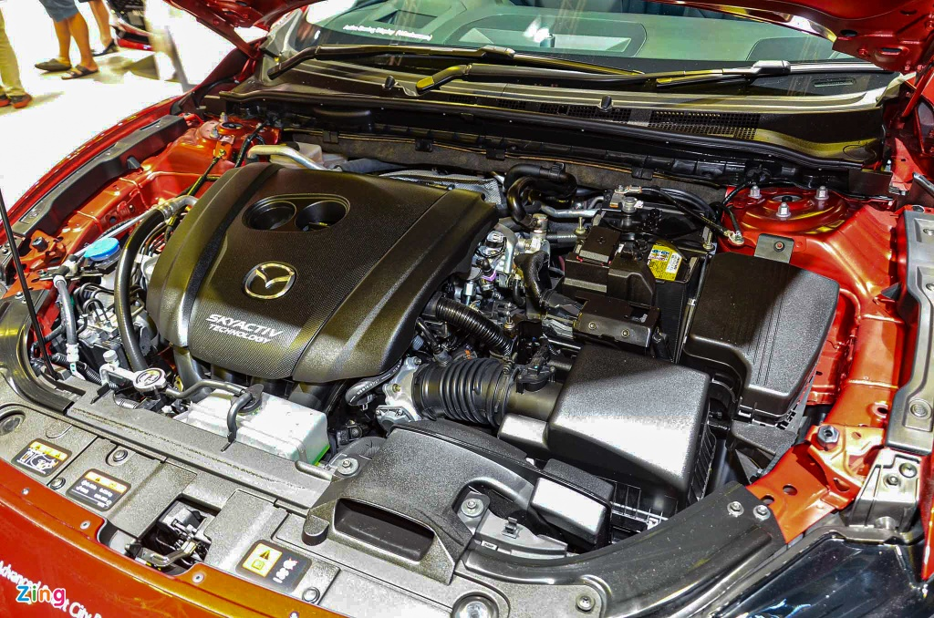 Can canh Mazda6 2020 - thiet ke nang cap nhe, nhieu kha nang ve VN hinh anh 10 Mazda6_2020_14_zing.jpg