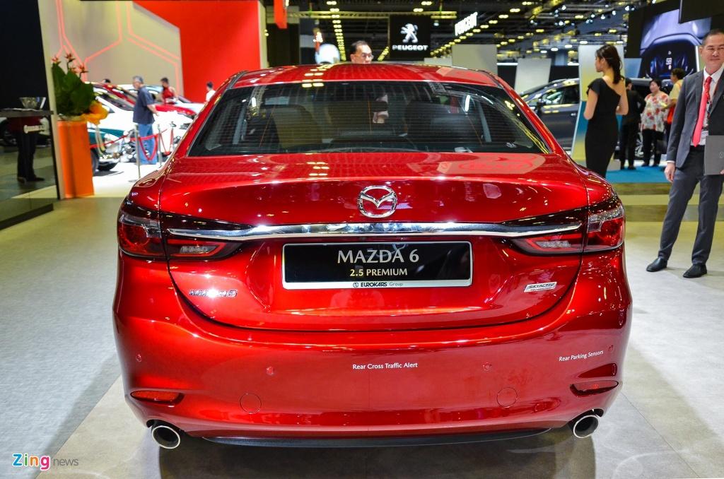 Can canh Mazda6 2020 - thiet ke nang cap nhe, nhieu kha nang ve VN hinh anh 4 Mazda6_2020_15_zing.jpg