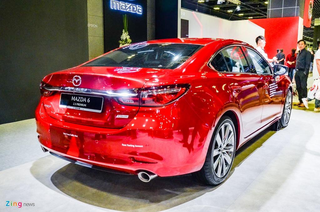 Can canh Mazda6 2020 - thiet ke nang cap nhe, nhieu kha nang ve VN hinh anh 11 Mazda6_2020_17_zing.jpg