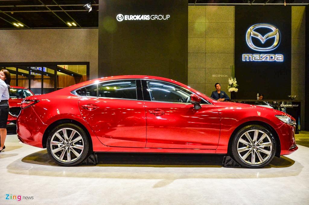 Can canh Mazda6 2020 - thiet ke nang cap nhe, nhieu kha nang ve VN hinh anh 3 Mazda6_2020_2_zing.jpg