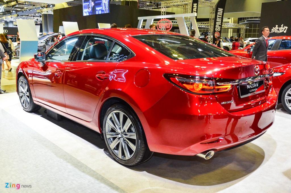 Can canh Mazda6 2020 - thiet ke nang cap nhe, nhieu kha nang ve VN hinh anh 5 Mazda6_2020_3_zing.jpg