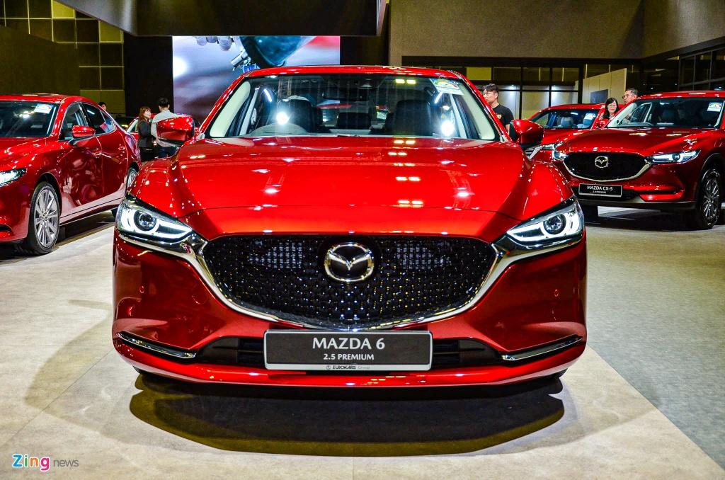 Can canh Mazda6 2020 - thiet ke nang cap nhe, nhieu kha nang ve VN hinh anh 2 Mazda6_2020_4_zing.jpg