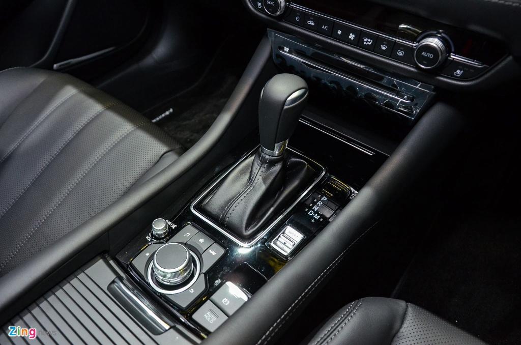 Can canh Mazda6 2020 - thiet ke nang cap nhe, nhieu kha nang ve VN hinh anh 8 Mazda6_2020_8_zing.jpg