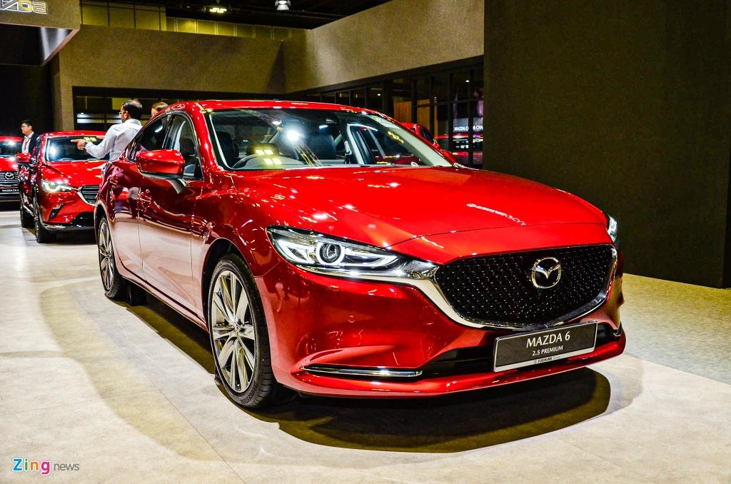 Can canh Mazda6 2020 - thiet ke nang cap nhe, nhieu kha nang ve VN hinh anh 13 Mazda6_2020_zing.jpg