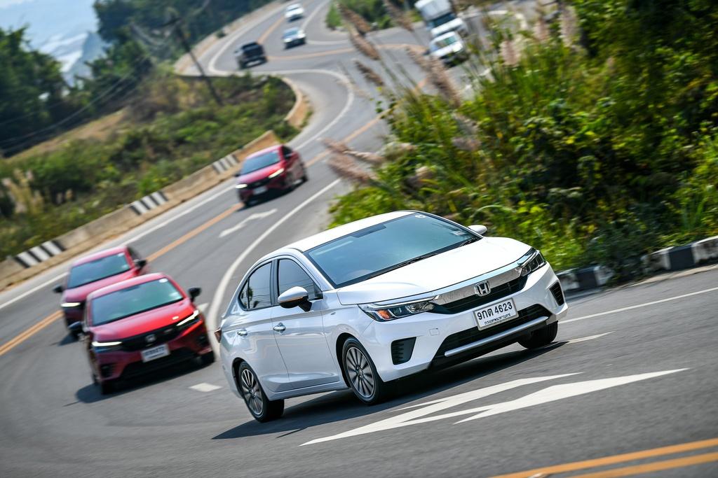 Honda City 1.0L Turbo RS - chiec Civic thu nho voi dong co tang ap hinh anh 3 2020_Honda_City_in_Thailand_16.jpg