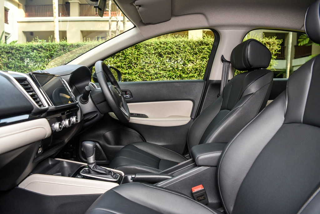 Honda City 1.0L Tubor RS ra mat anh 7