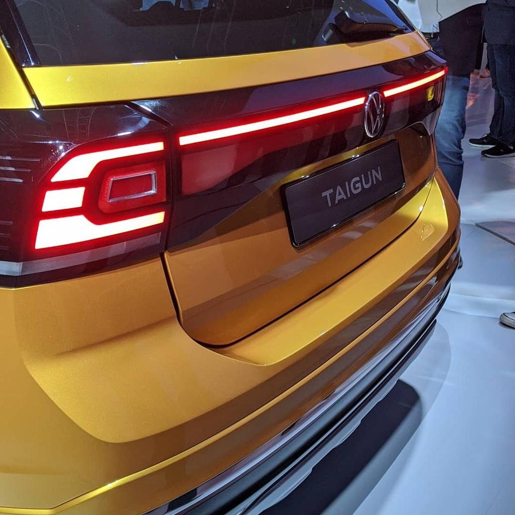 Volkswagen Taigun sap ra mat - phien ban thu nho cua Tiguan Allspace hinh anh 7 81887820_2561728297417042_3374943447558200694_n.jpg