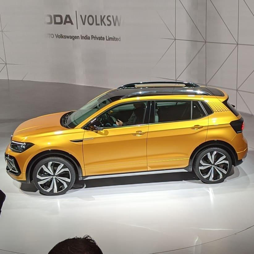 Volkswagen Taigun sap ra mat - phien ban thu nho cua Tiguan Allspace hinh anh 9 84365754_910954292654218_2189880078154466284_n.jpg