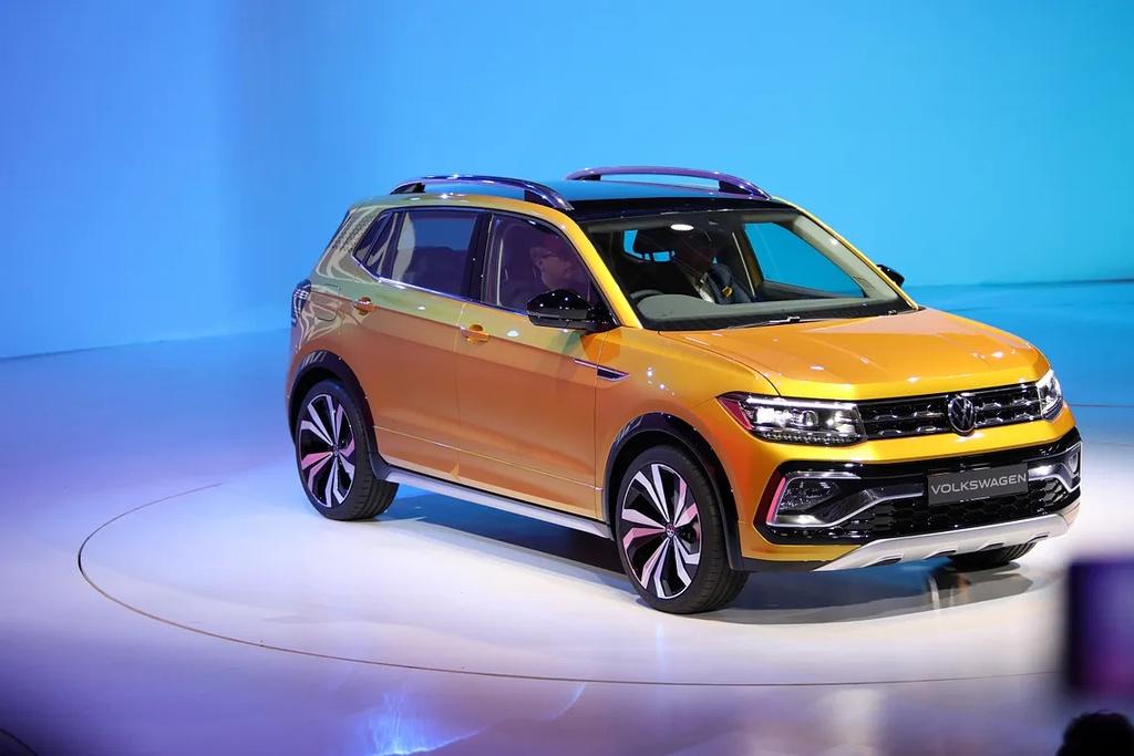 Volkswagen Taigun sap ra mat - phien ban thu nho cua Tiguan Allspace hinh anh 4 evoindia_2020_02_fc0a980d_ff19_4030_a391_50595136485d_EVO_5803.jpg