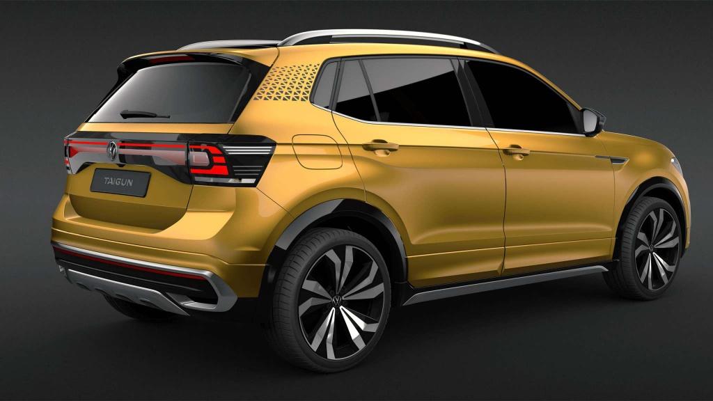 Volkswagen Taigun sap ra mat - phien ban thu nho cua Tiguan Allspace hinh anh 3 img_1_.jpg