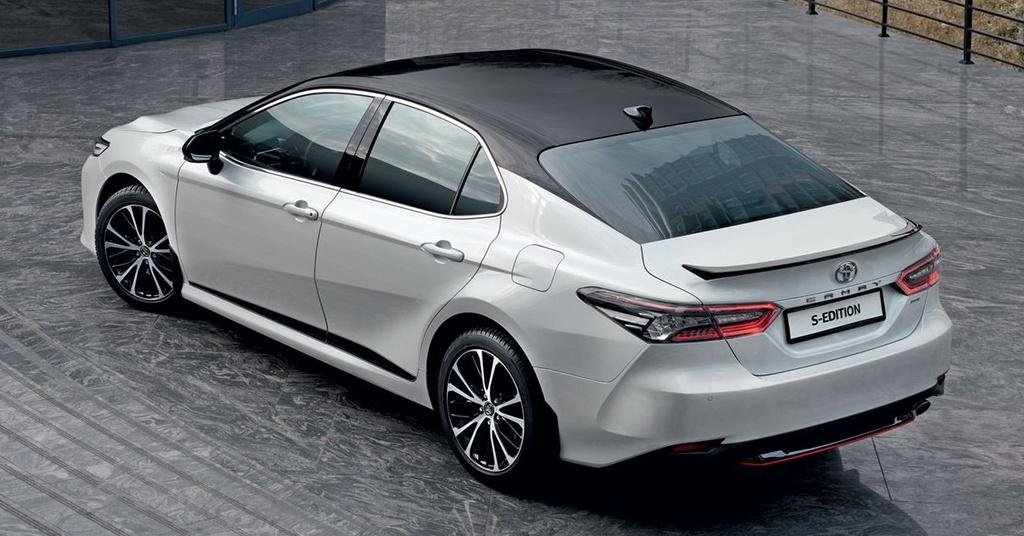 Toyota Camry S-Edition 2020 ra mat, thiet ke tao bao hon hinh anh 2 2020_Toyota_Camry_S_Edition_Russia_3_e1580958328597.jpg
