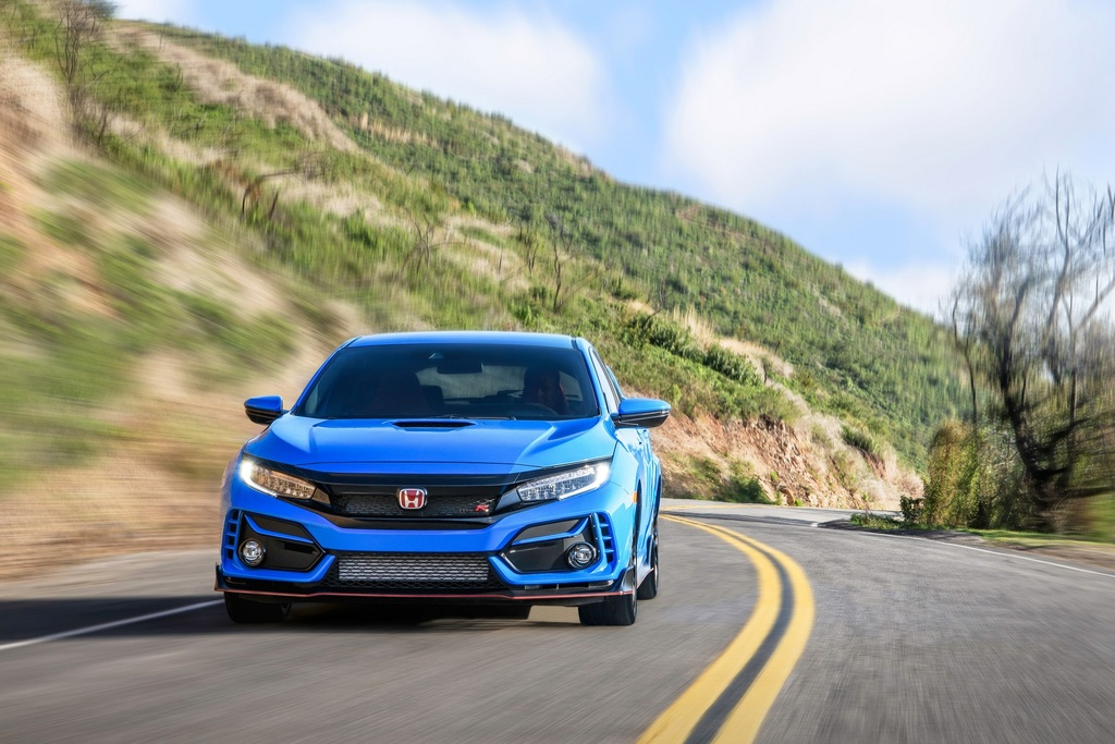 Xe the thao gia mem Honda Civic Type R facelift 2020 ra mat tai My hinh anh 2 2020_Honda_Civic_Type_R_5.jpg