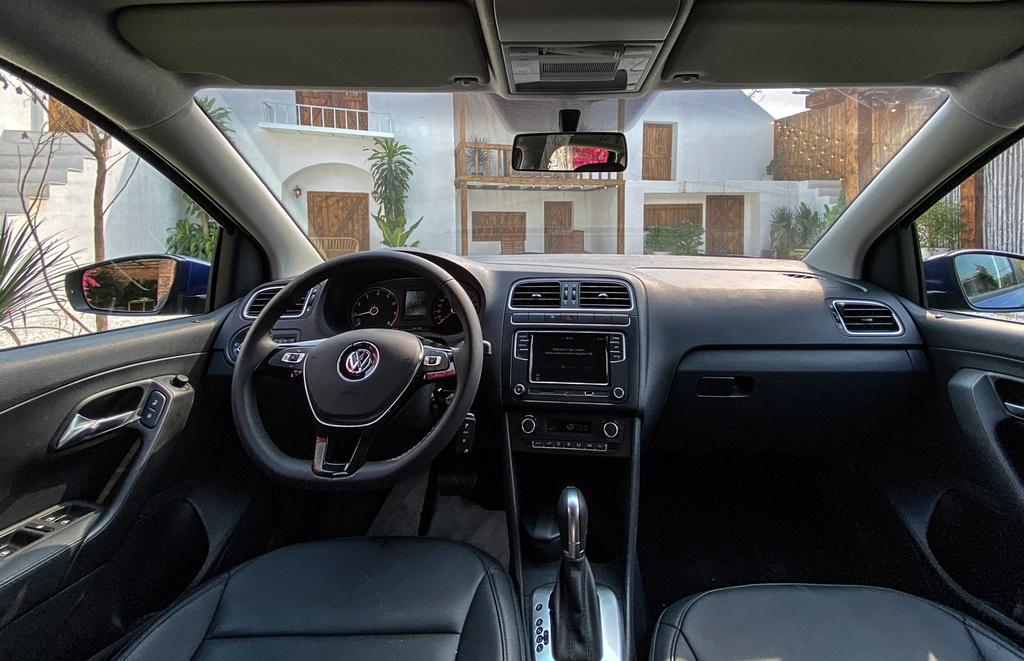 Volkswagen Polo 2020 ra mat Viet Nam, gia cao trong phan khuc hinh anh 4 11._Toan_canh_khoang_noi_that_1.jpg