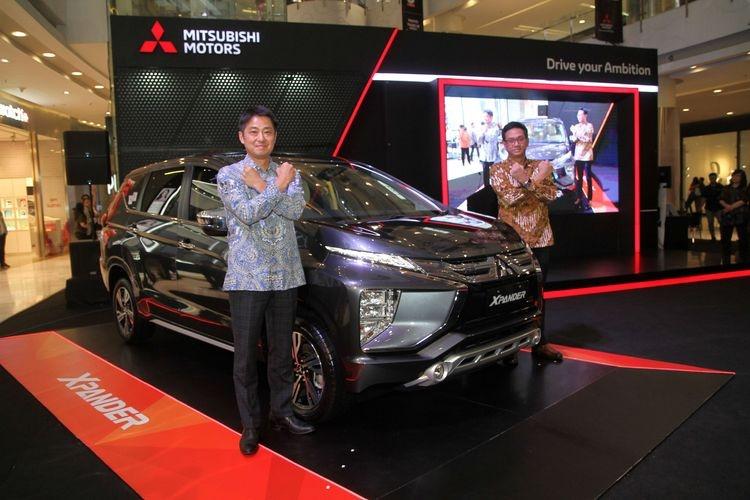 Mitsubishi Xpander 2020 ra mat - Den pha moi, them cam bien lui hinh anh 2 5e503ed589974.jpeg