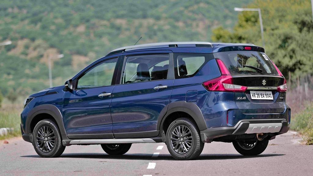So sanh Suzuki XL7 va Mitsubishi Xpander Cross anh 5