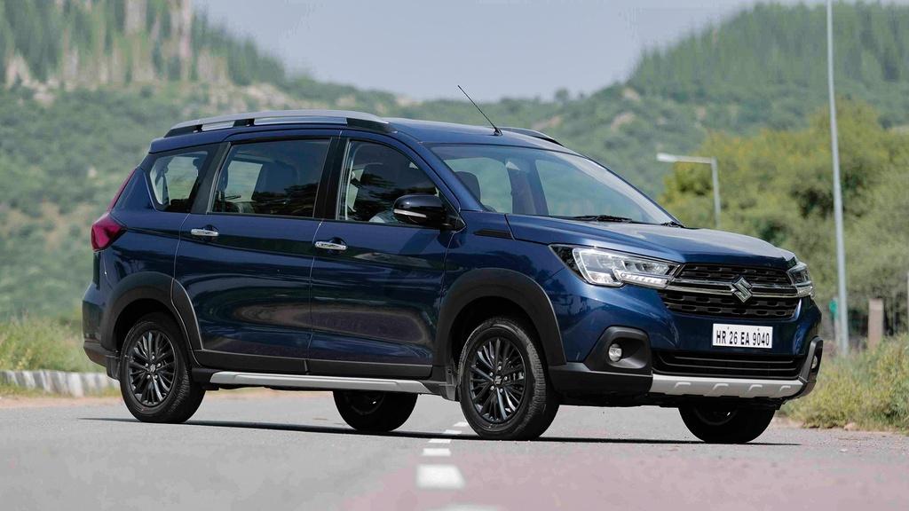 So sanh Suzuki XL7 va Mitsubishi Xpander Cross anh 1