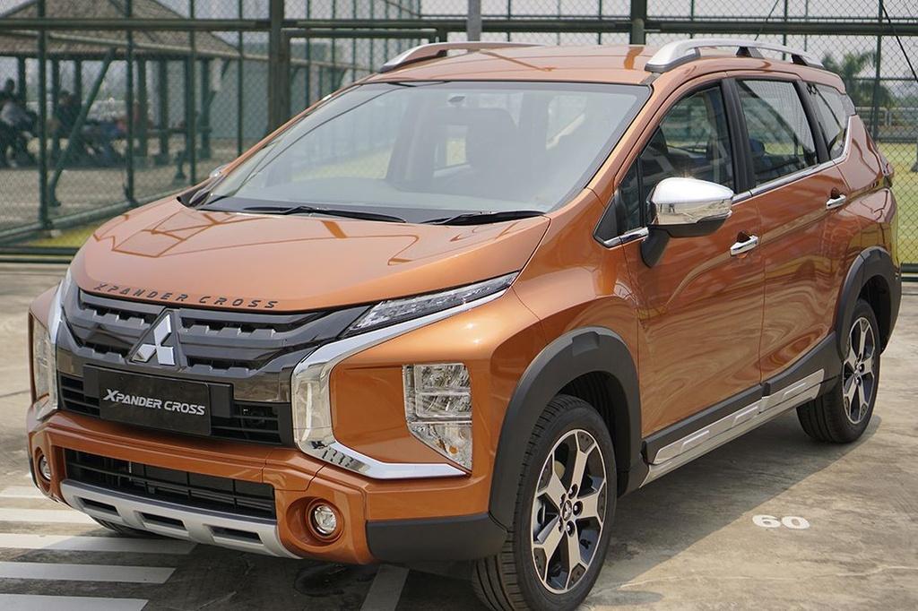 So sanh Suzuki XL7 va Mitsubishi Xpander Cross anh 14