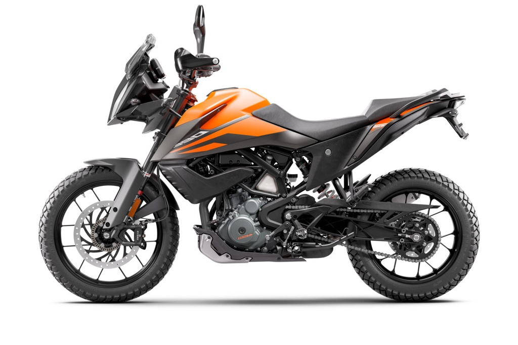 KTM 390 Adventure 2020 ra mat tai DNA anh 3