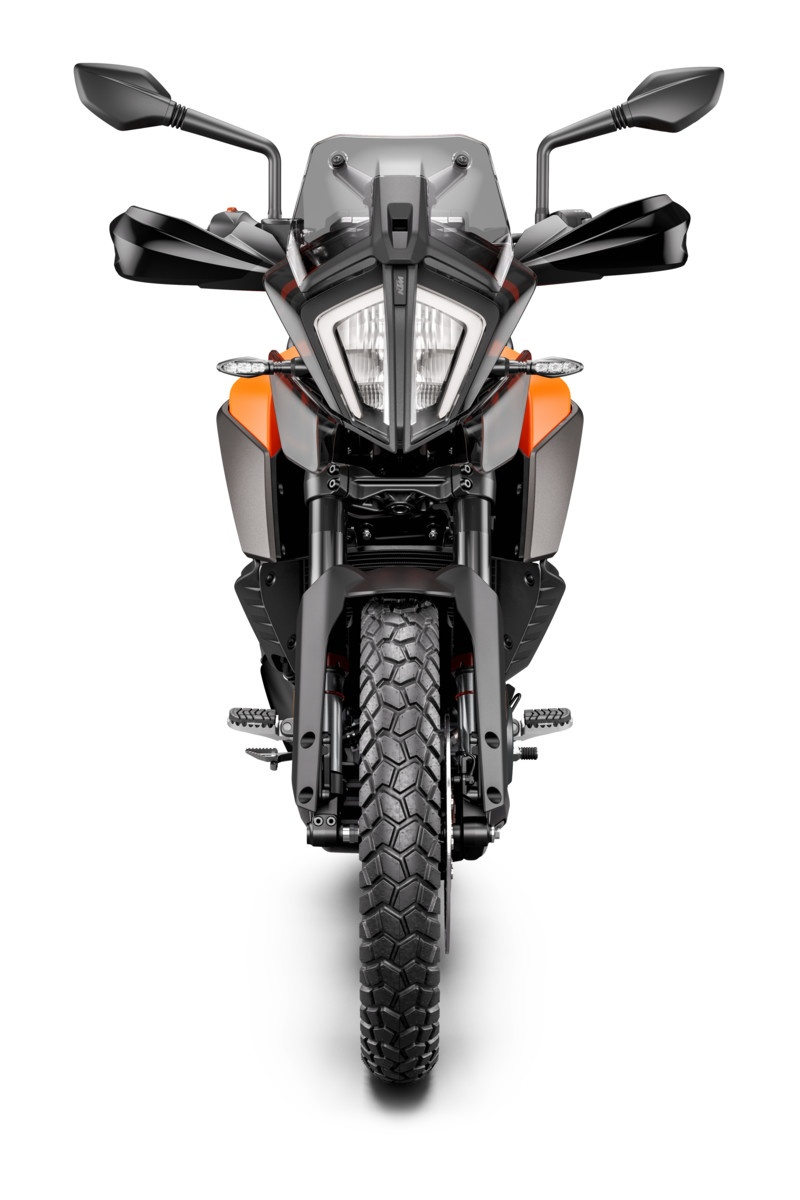 KTM 390 Adventure 2020 ra mat tai DNA anh 4