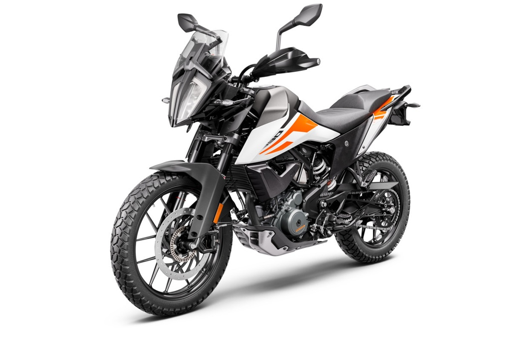 KTM 390 Adventure 2020 ra mat tai DNA anh 2