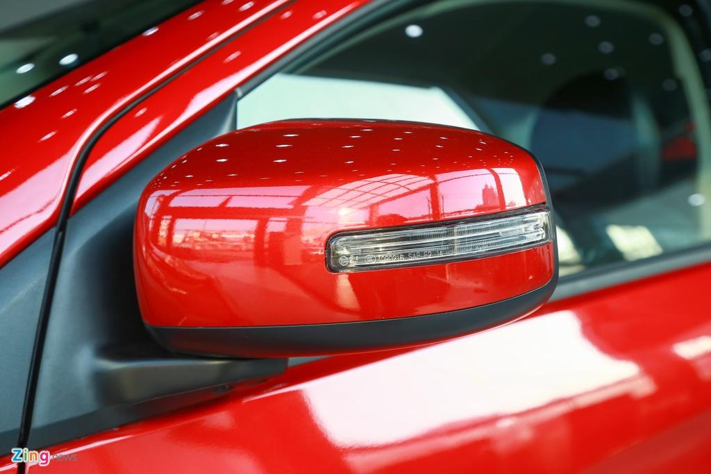 Mitsubishi Attrage 2020 ra mat tai VN, gia tu 375 trieu hinh anh 7 Attrage2020_zing_24_.jpg