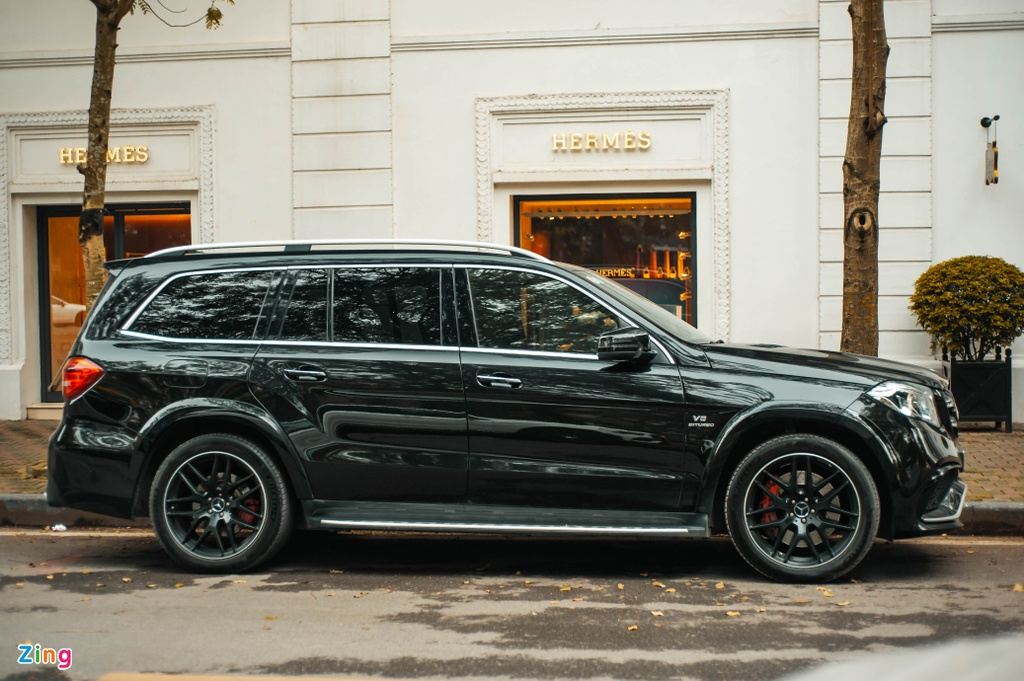 Ngam Mercedes-AMG GLS 63 4MATIC gia 12 ty tren pho HN anh 8
