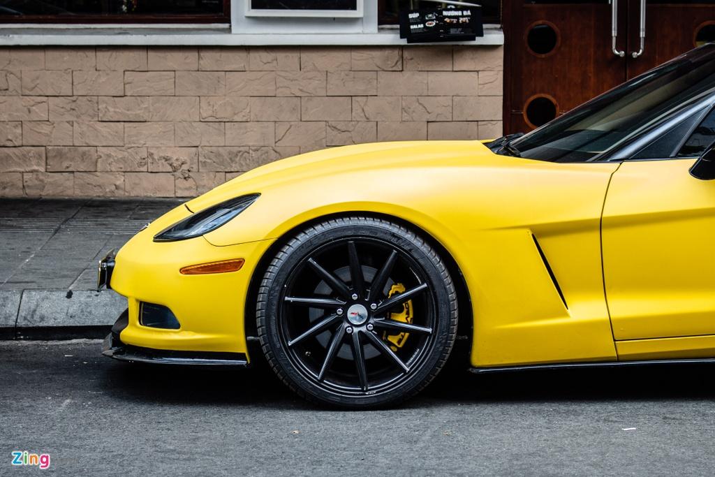 Chevrolet Corvette C6 hang hiem xuat hien tren duong pho TP.HCM hinh anh 5 Chevrolet_Corvette_C6_zing_17_.jpg