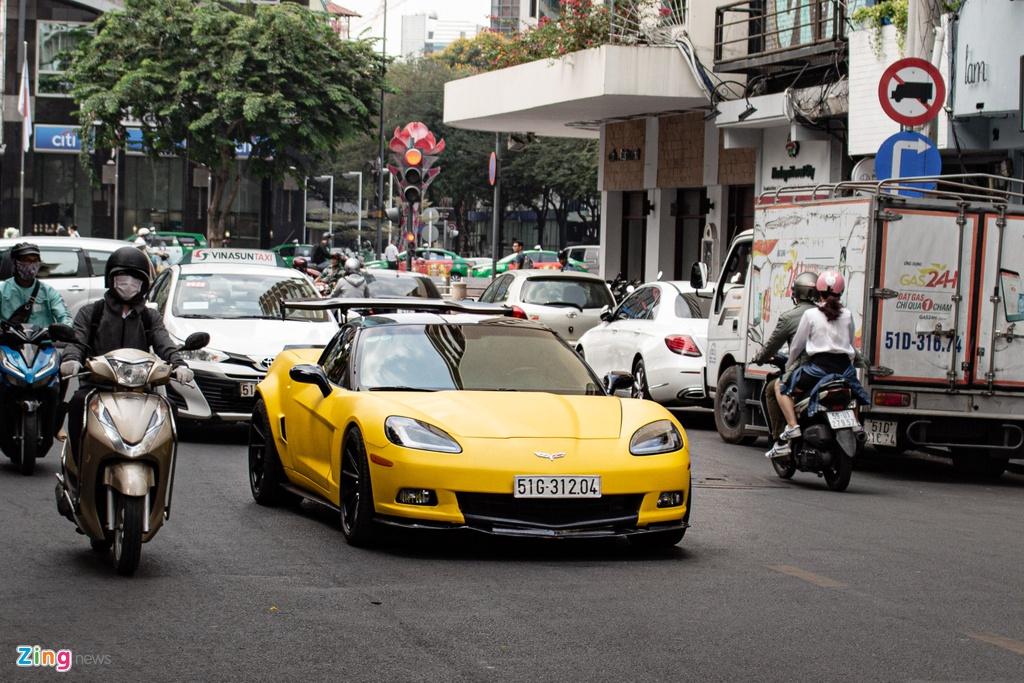 Chevrolet Corvette C6 hang hiem xuat hien tren duong pho TP.HCM hinh anh 9 Chevrolet_Corvette_C6_zing_20_.jpg