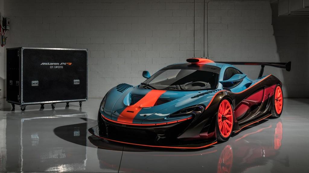 Chi tiet sieu xe McLaren P1 GTR phien ban duong pho, chi co 58 chiec hinh anh 6 p1_gtr_thermal_11.jpg