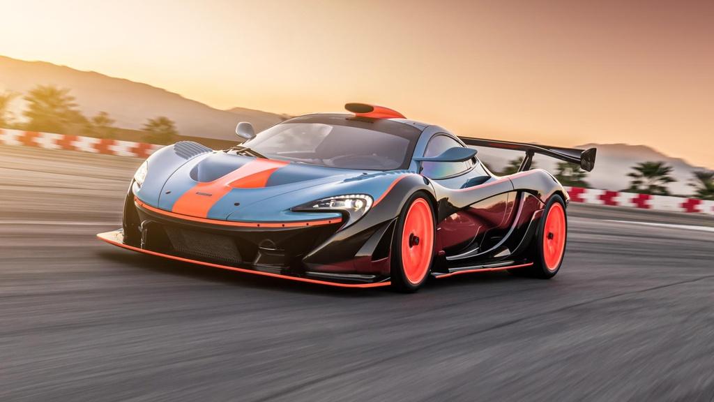 Chi tiet sieu xe McLaren P1 GTR phien ban duong pho, chi co 58 chiec hinh anh 1 p1_gtr_thermal_30.jpg