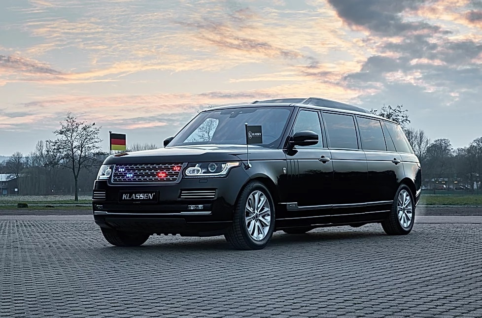 Range Rover SVAutobiography phien ban boc thep danh cho nguyen thu hinh anh 1 range_rover_klassen_armored_stretched_limo_1.jpg