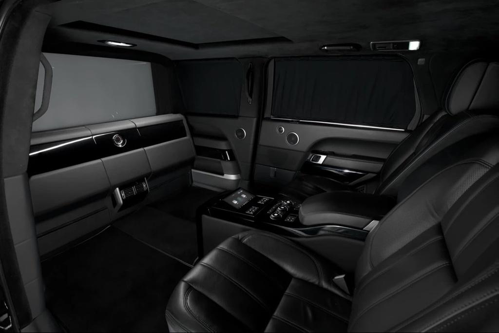 Range Rover SVAutobiography phien ban boc thep danh cho nguyen thu hinh anh 5 range_rover_klassen_armored_stretched_limo_18.jpg