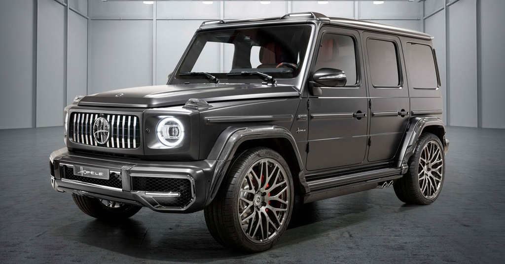 Chi tiet Mercedes-Benz G-Class 6 cho ngoi anh 1