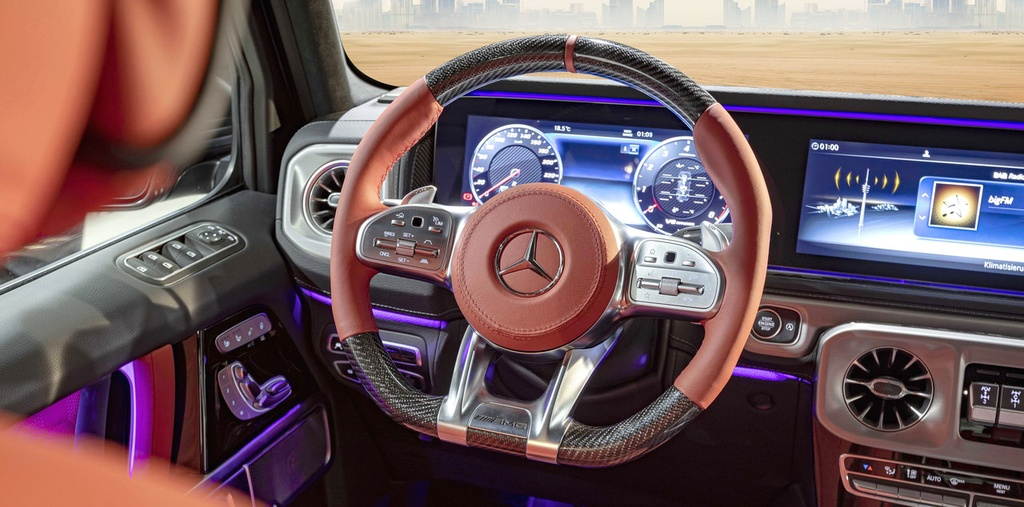 Chi tiet Mercedes-Benz G-Class 6 cho ngoi anh 10