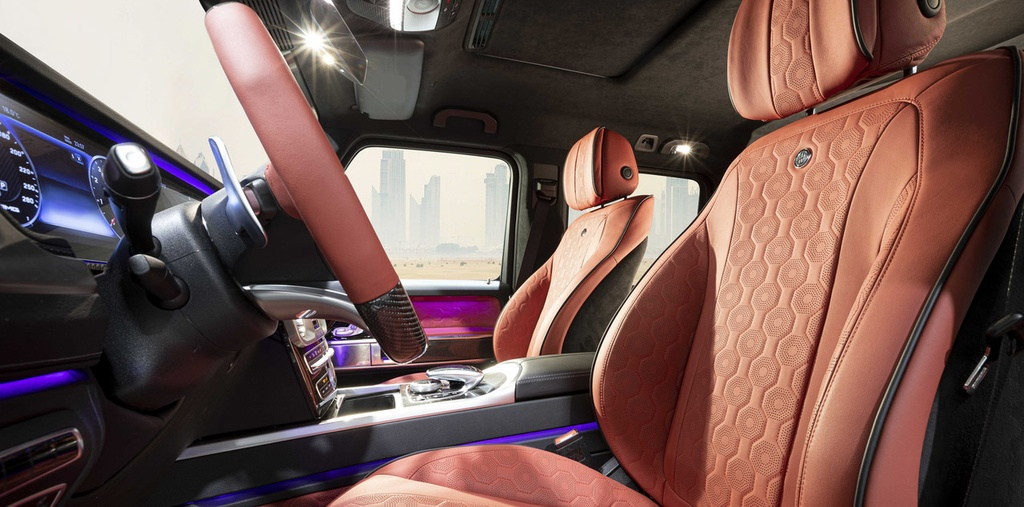 Chi tiet Mercedes-Benz G-Class 6 cho ngoi anh 3