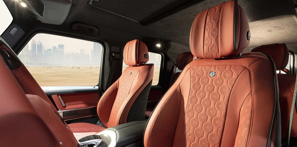 Chi tiet Mercedes-Benz G-Class 6 cho ngoi anh 5