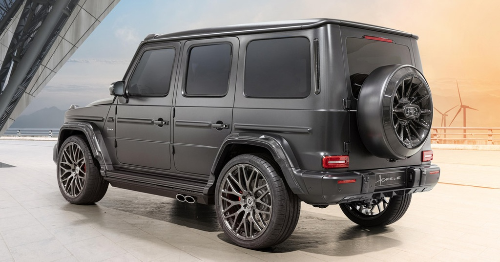 Chi tiet Mercedes-Benz G-Class 6 cho ngoi anh 11