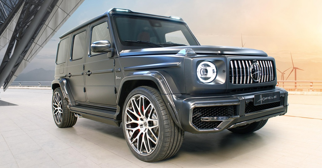 Chi tiet Mercedes-Benz G-Class 6 cho ngoi anh 2